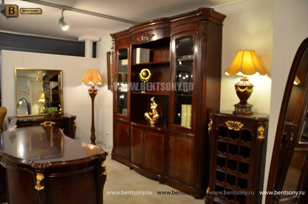 Кабинет Вагнер классический (Массив дерева) купить в Москве
