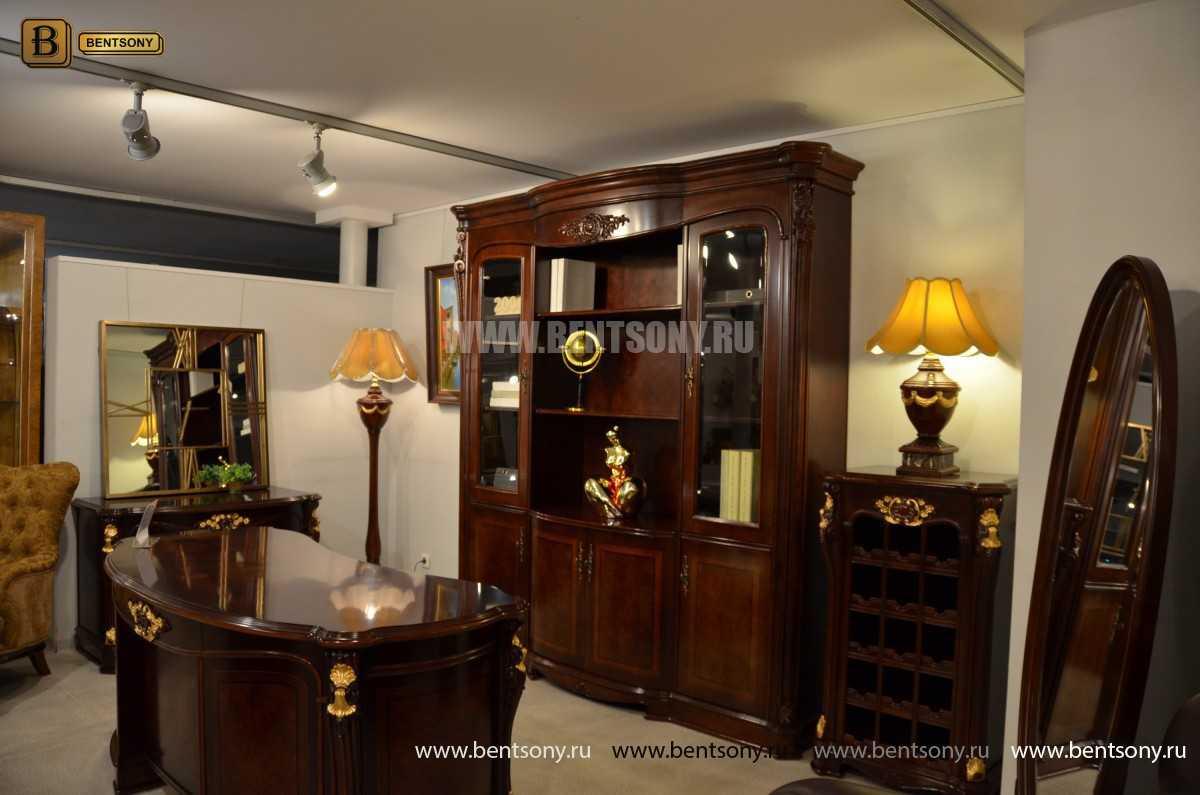 Кабинет Вагнер классический (Массив дерева) каталог с ценами