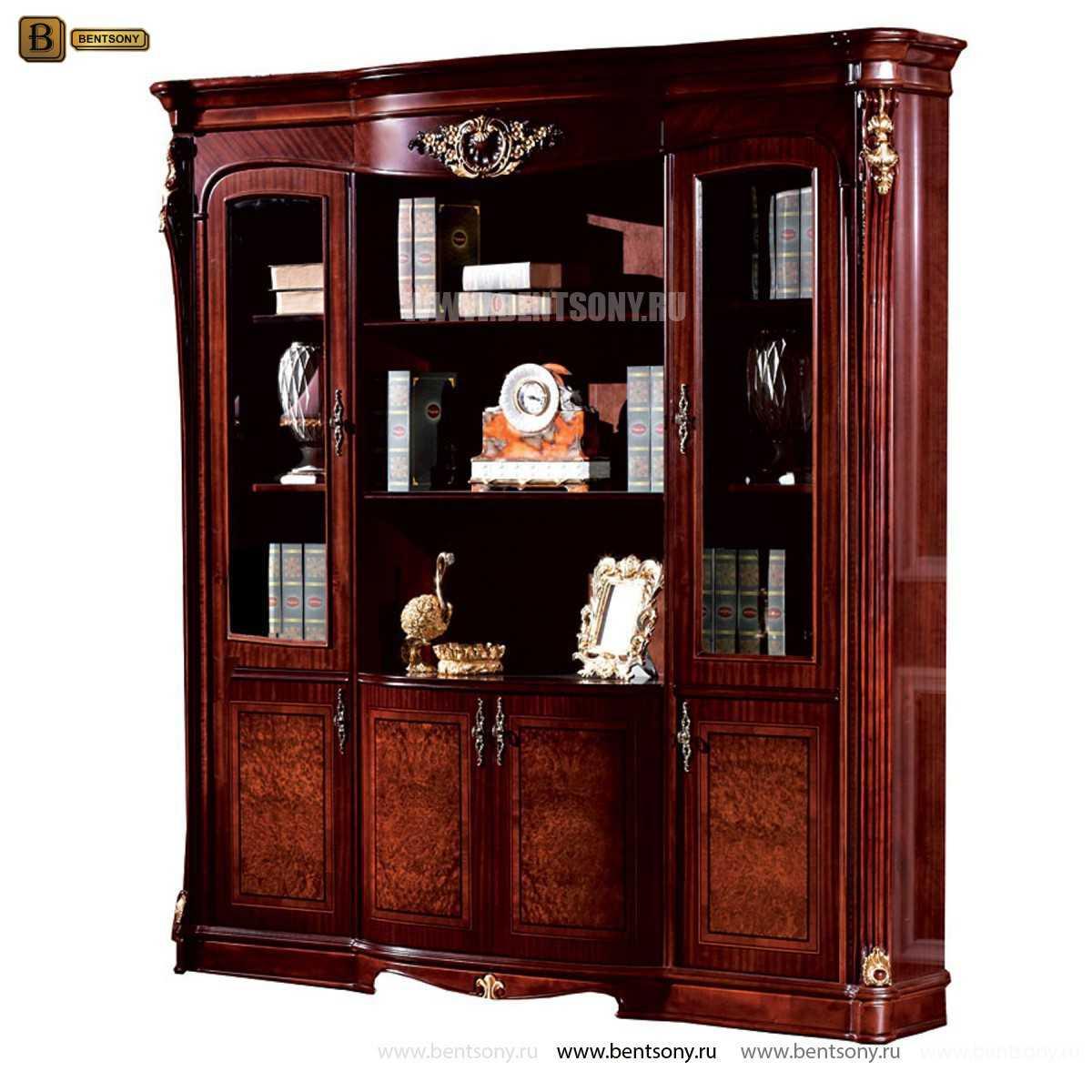 Кабинет Вагнер классический (Массив дерева) для дома