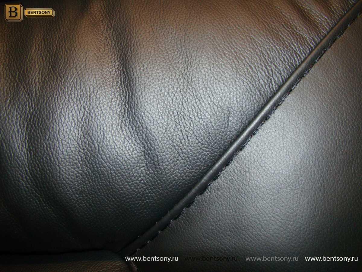 натуральная кожа диван Амелия