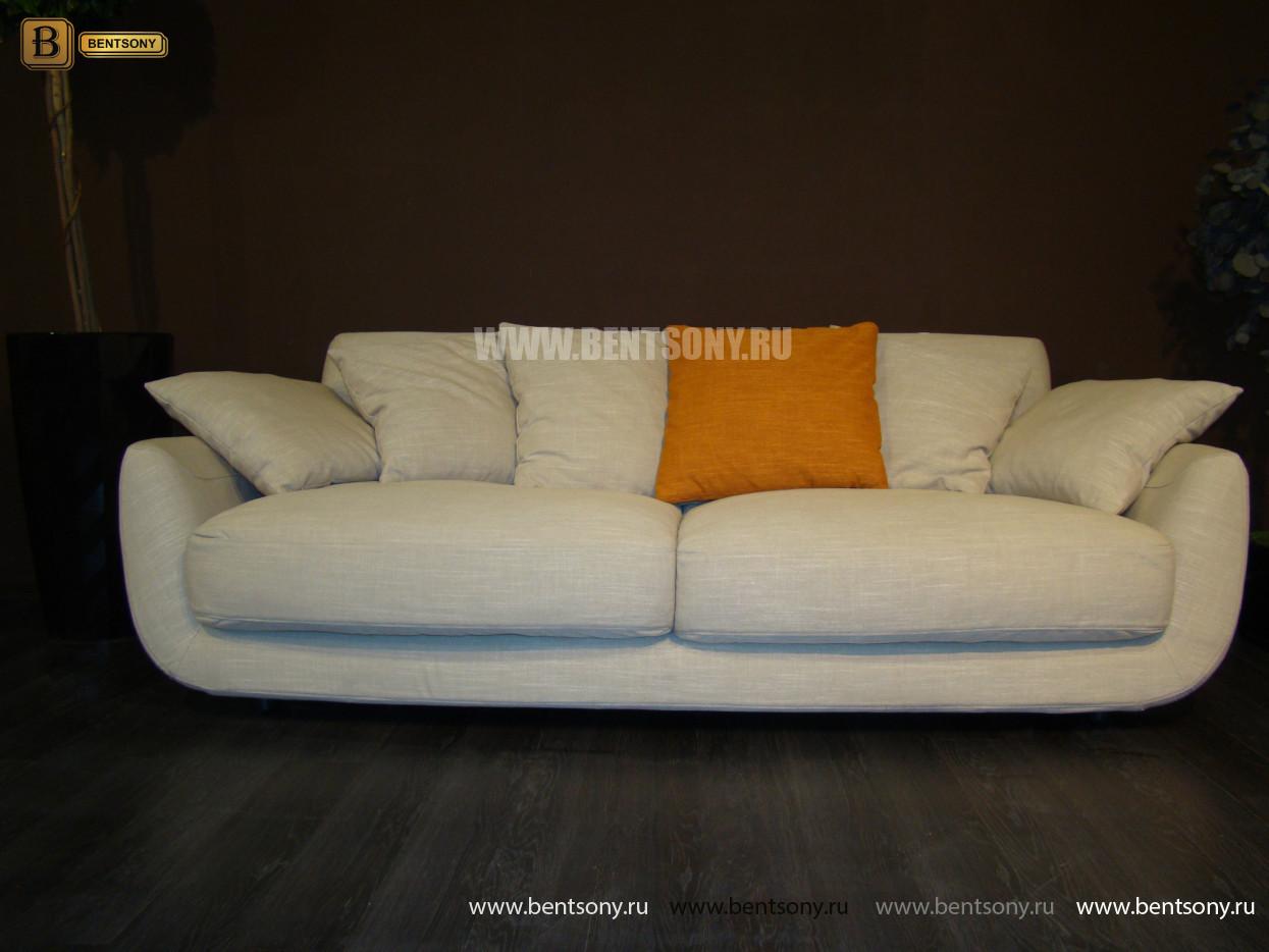 диван Бласко прямой с подушками