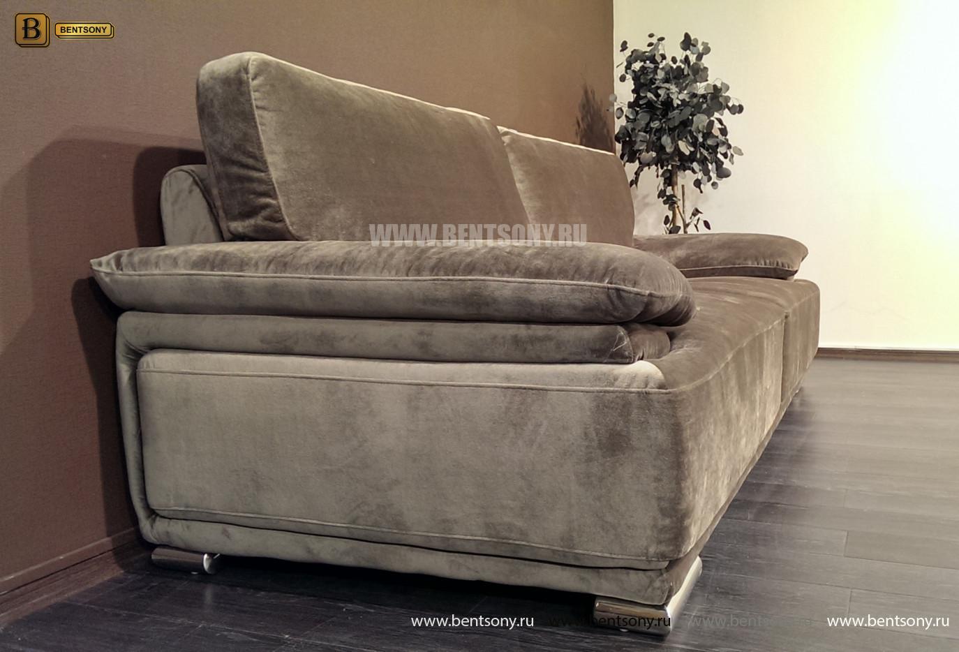 прямой диван в гостинную купить