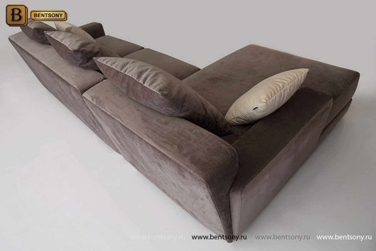 Диван Модесто (С Шезлонгом) каталог мебели с ценами