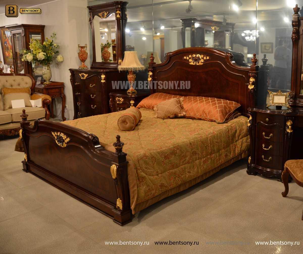 Кровать Вагнер А (Классика, Массив дерева) в СПб