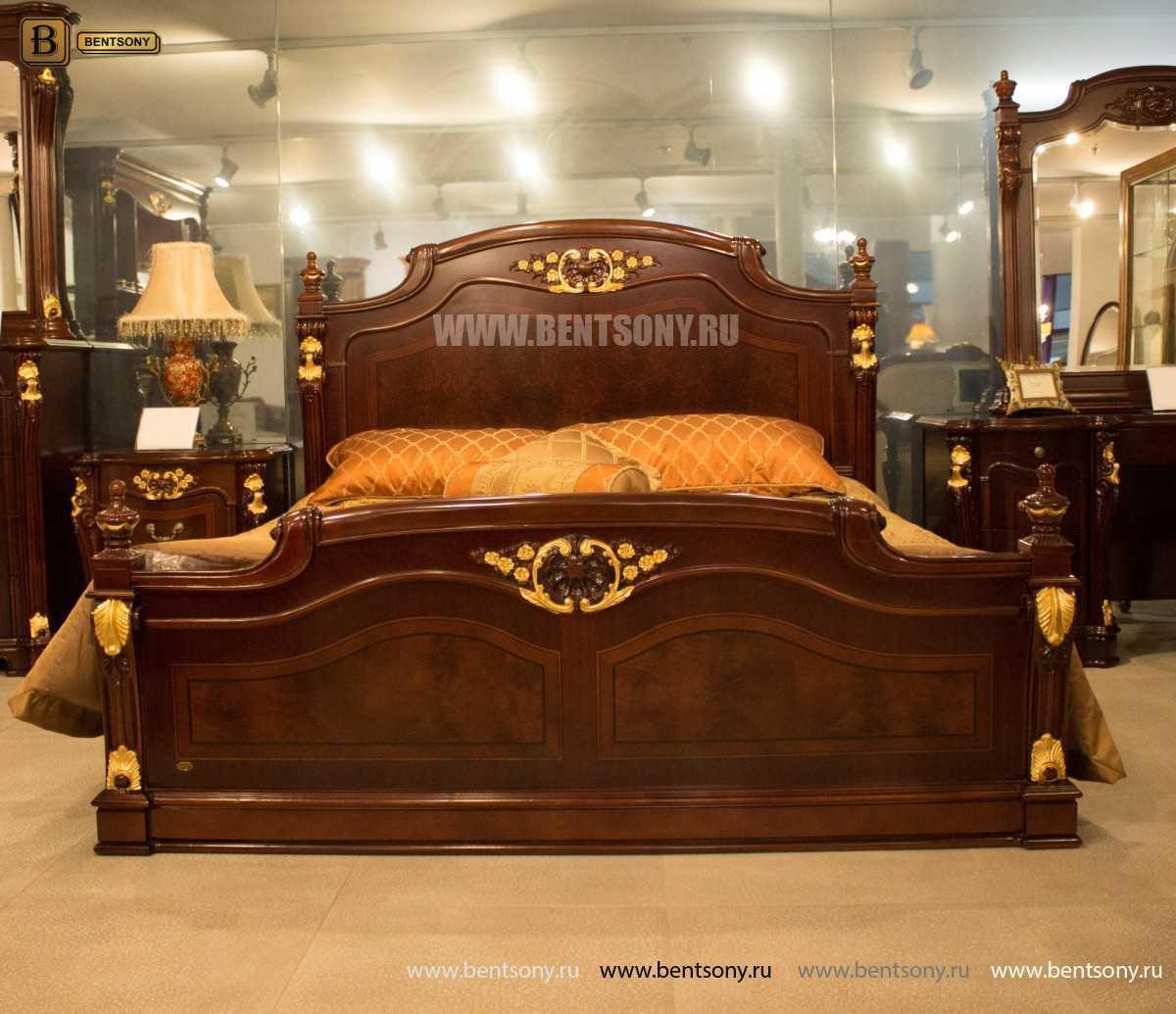 Кровать Вагнер А (Классика, Массив дерева) каталог с ценами