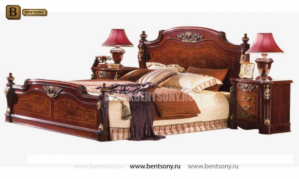 Кровать Вагнер А (Классика, Массив дерева) изображение