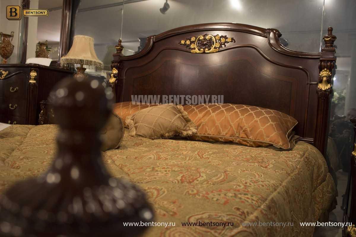 Кровать Вагнер А (Классика, Массив дерева) фото