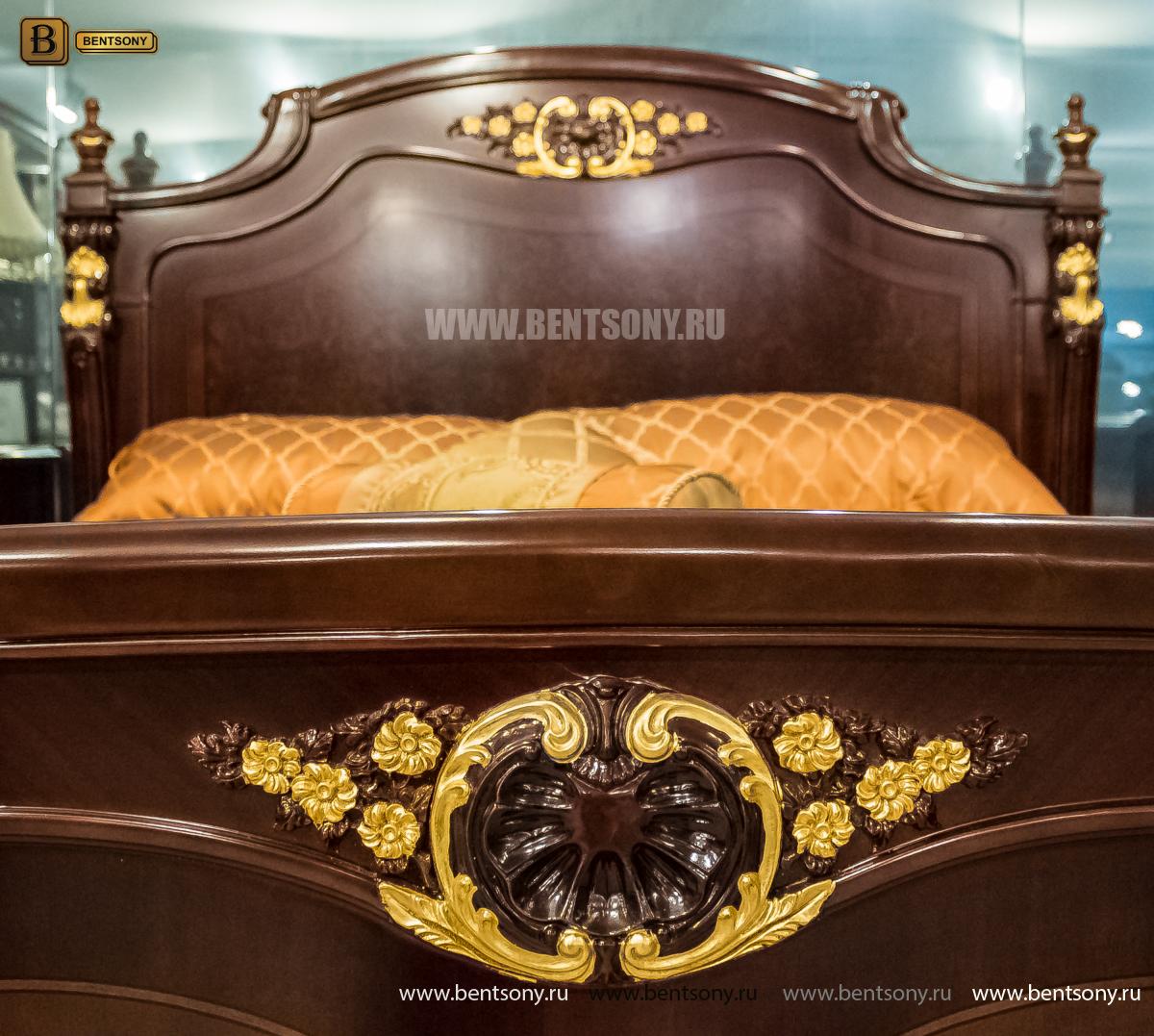 Кровать Вагнер А (Классика, Массив дерева) магазин Москва