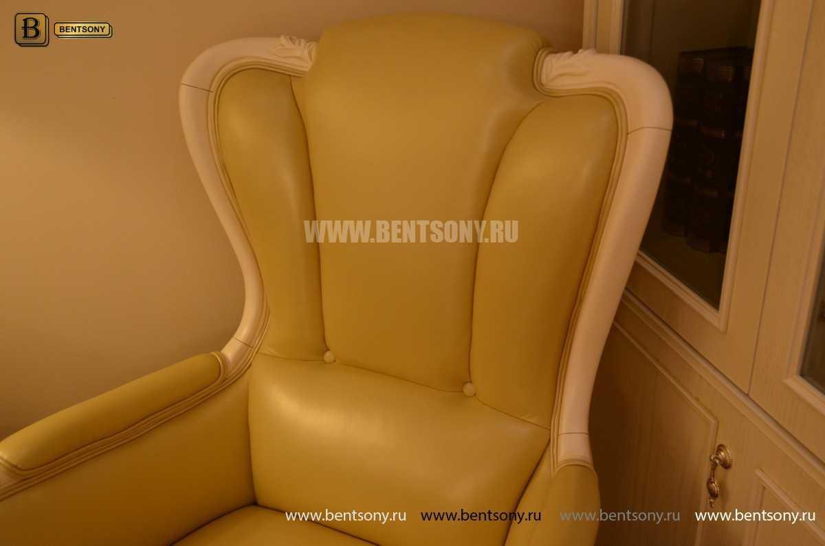 Кресло Кабинетное Флетчер-W