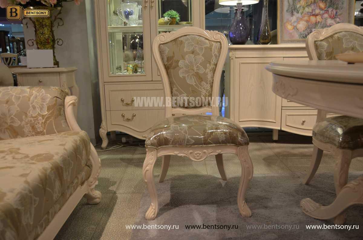 Классический Стул Флетчер-W А без подлокотников (Ткань) каталог мебели