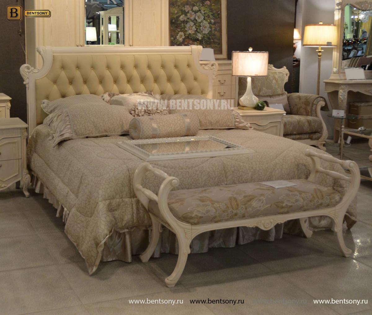 Кровать Флетчер-W D (Классика, Ткань) интернет магазин