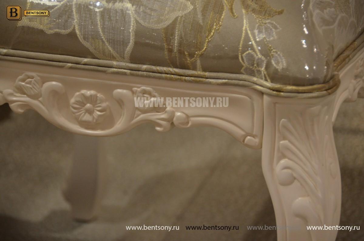 Стол туалетный Флетчер-W А с зеркалом (Классика, массив дерева) купить в СПб