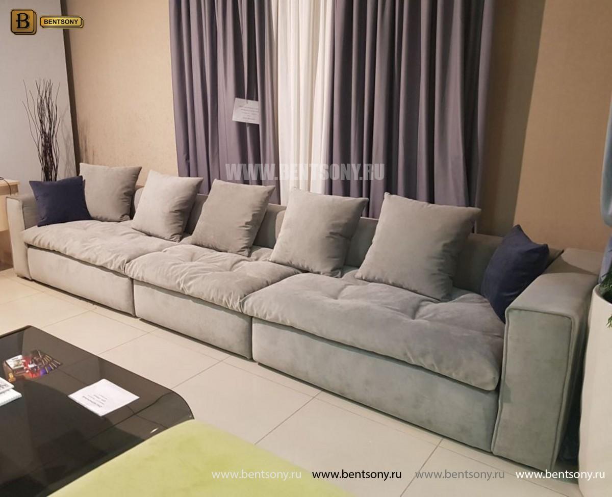 Диван Бениамино модульный (Прямой) каталог мебели с ценами
