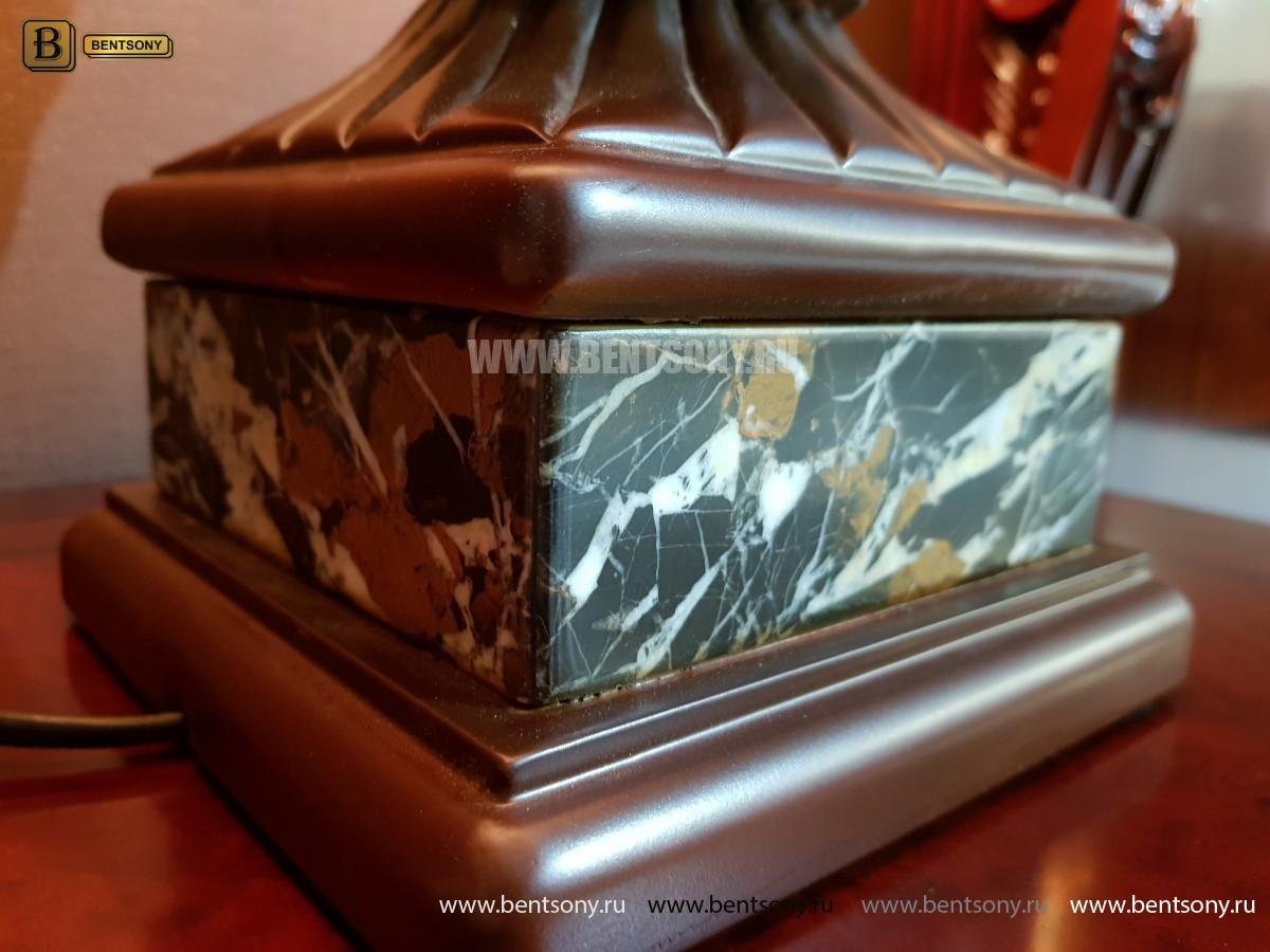 Светильник настольный Вагнер (Классика, массив дерева) каталог мебели