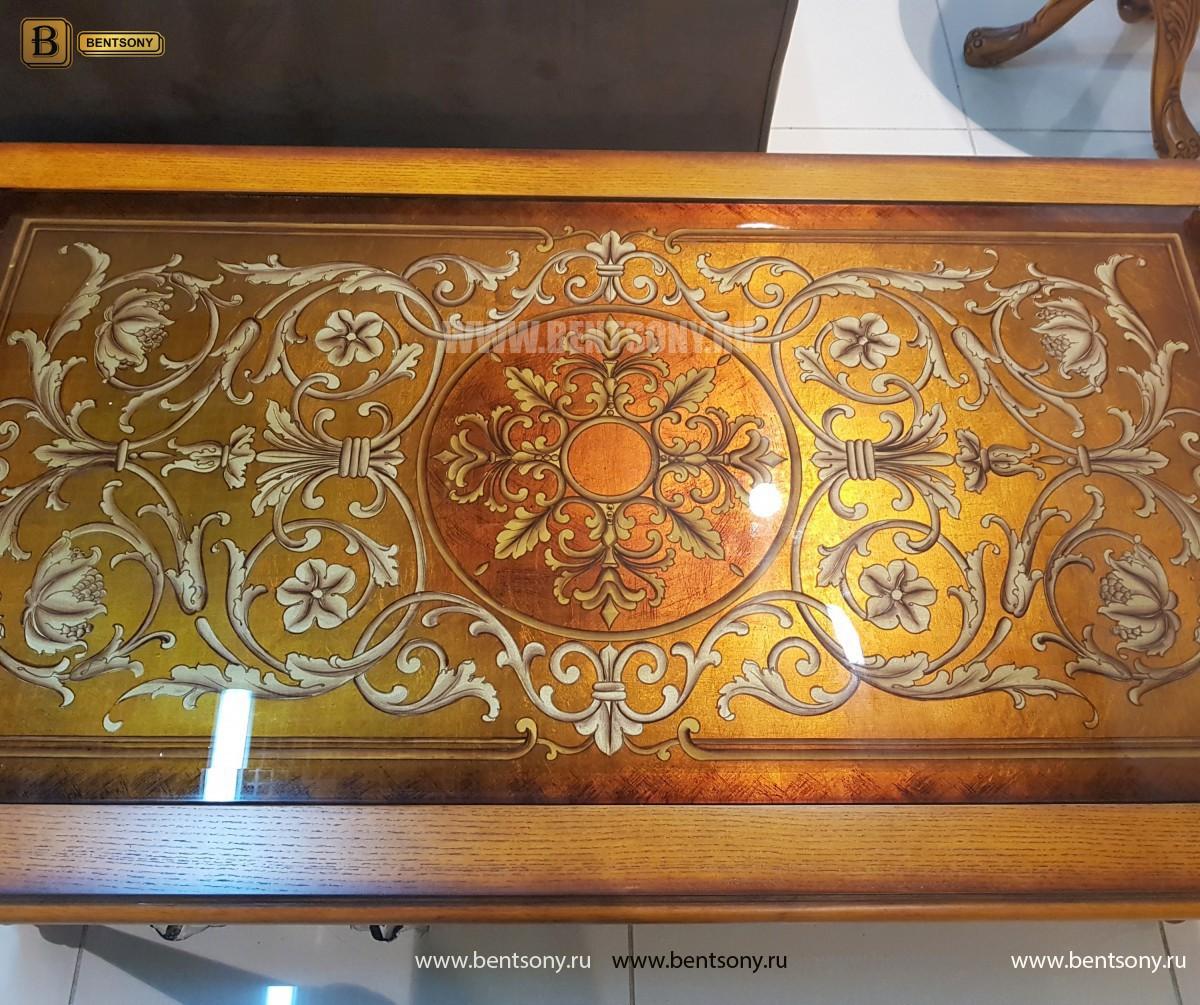 Стол Журнальный Прямоугольный Феникс А (Цветное стекло) каталог мебели