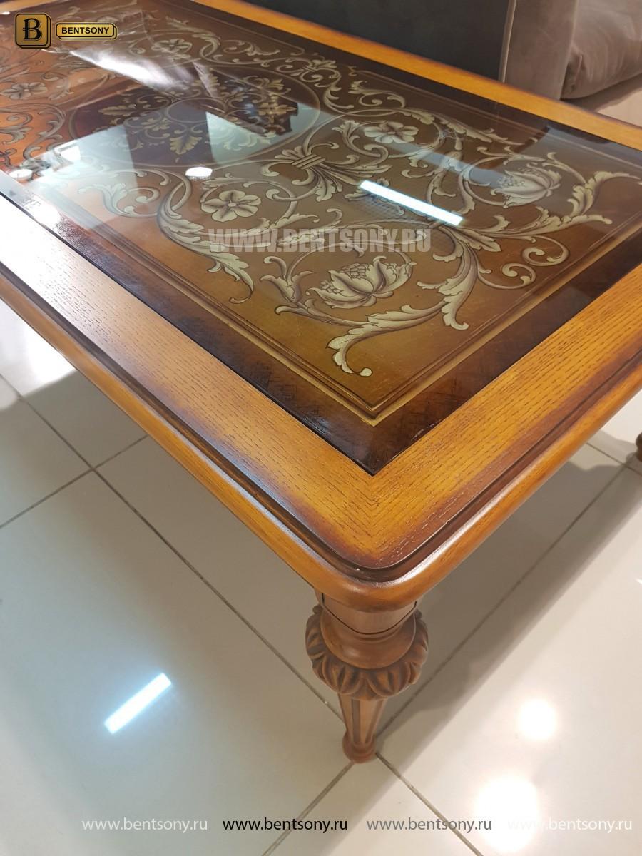 Стол Журнальный Прямоугольный Феникс А (Цветное стекло) интернет магазин