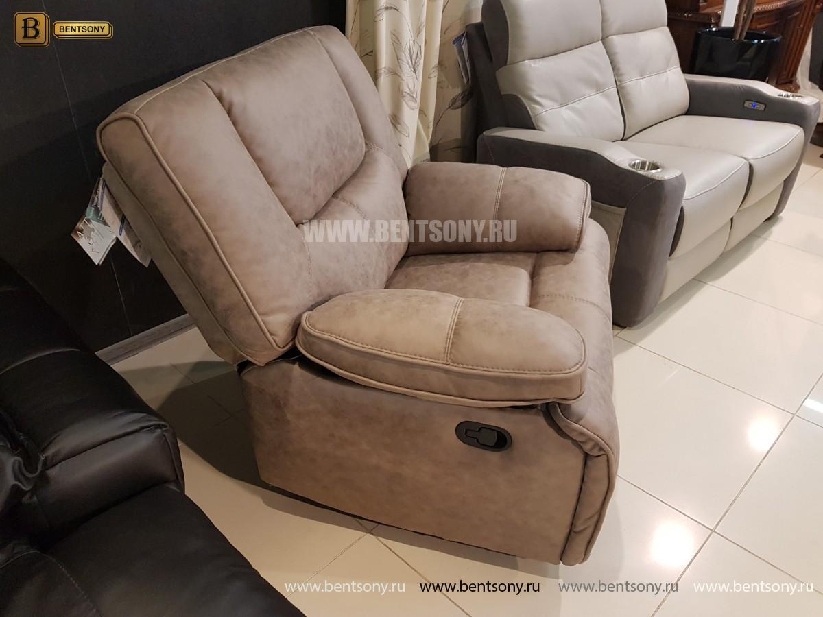 Кресло Прецо с реклайнером (Механизм качания, Ткань) купить в СПб