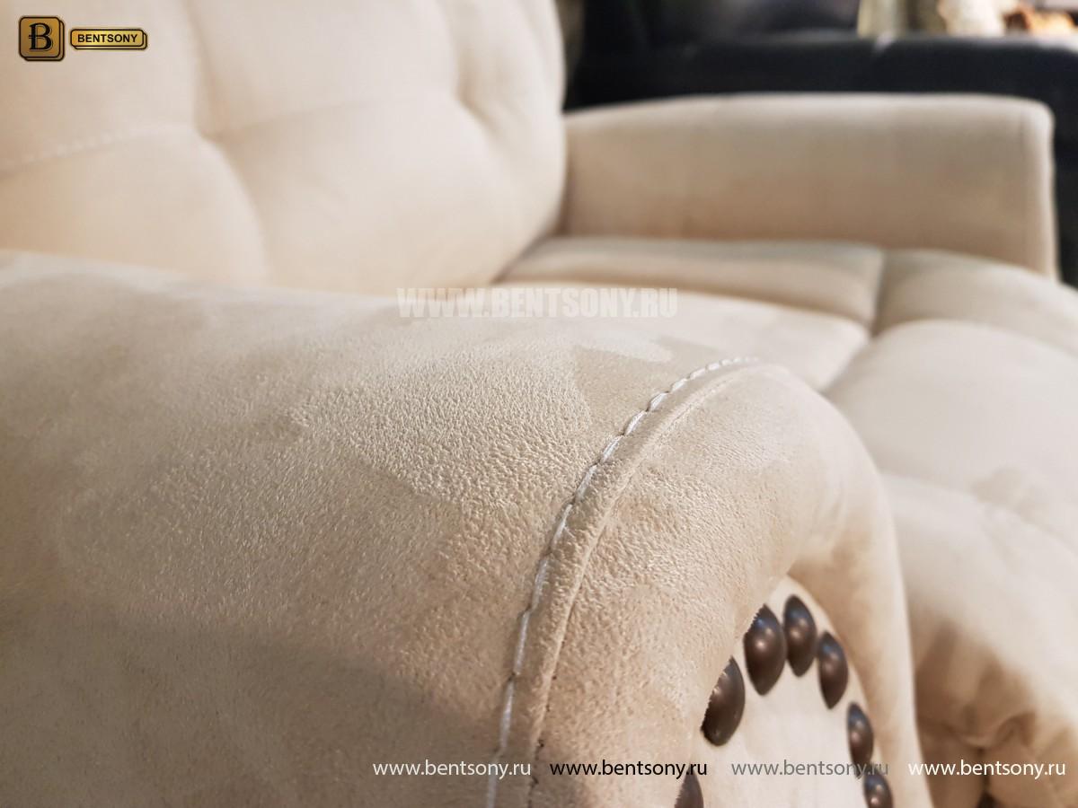 Кресло Локсли (Реклайнер, алькантара) каталог с ценами