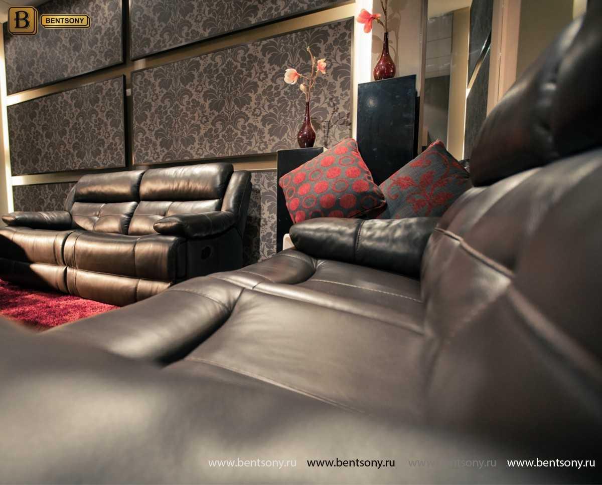 купить диван Аутуниа из натуральной кожи