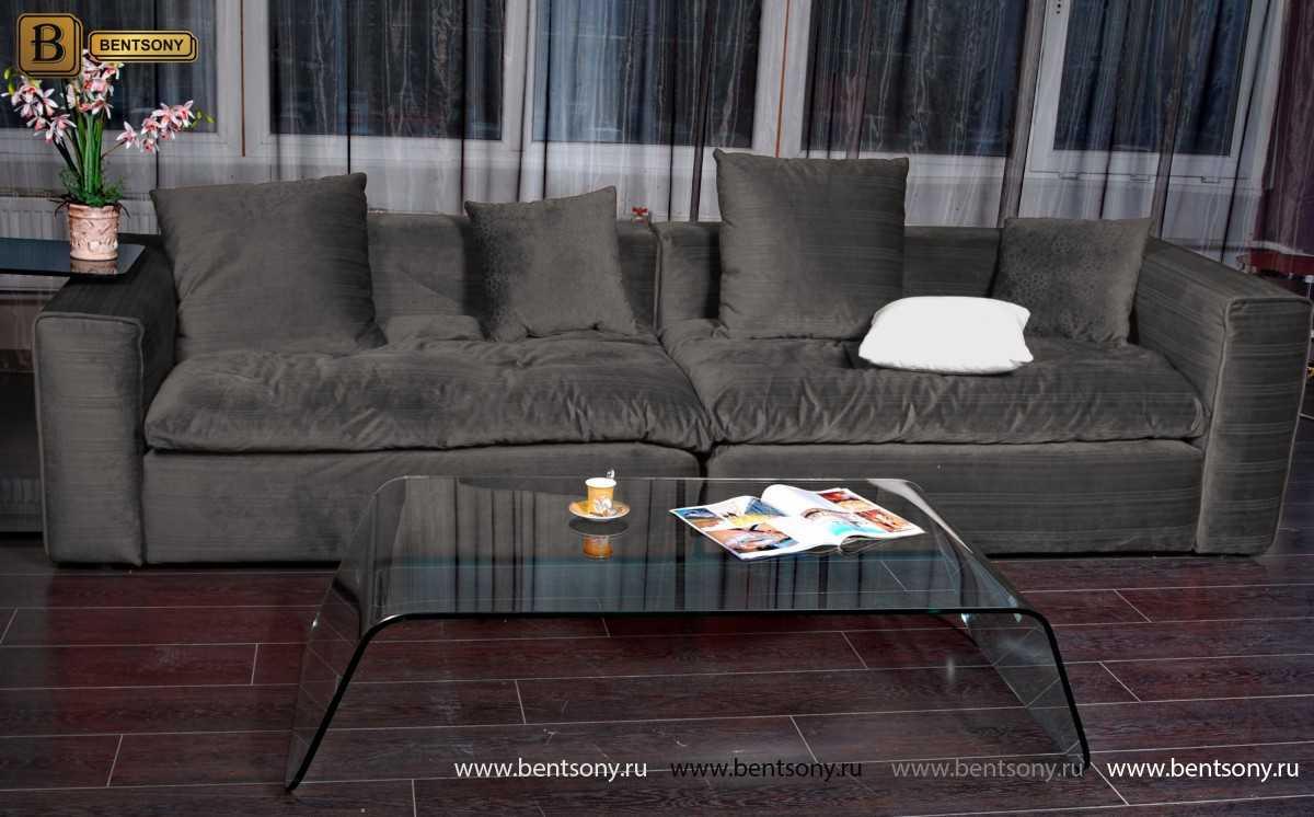 Прямой диван Бениамино цены фото