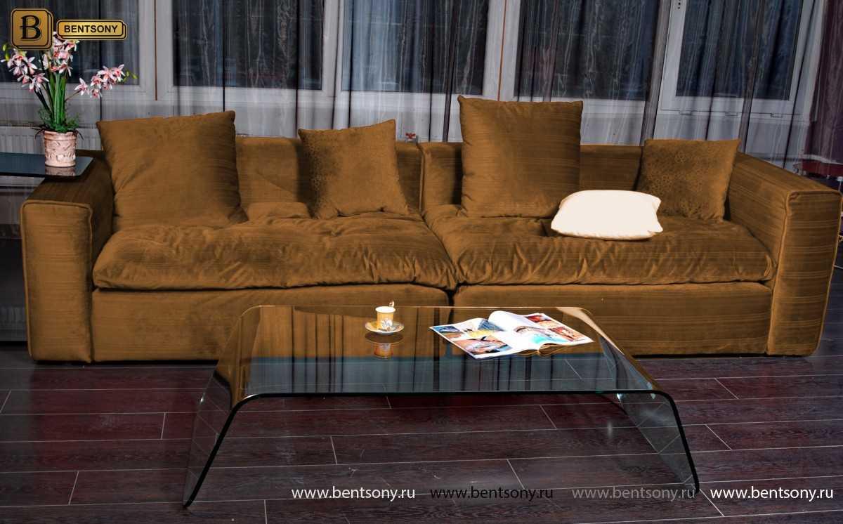 Мягкий диван Бениамино для гостиной