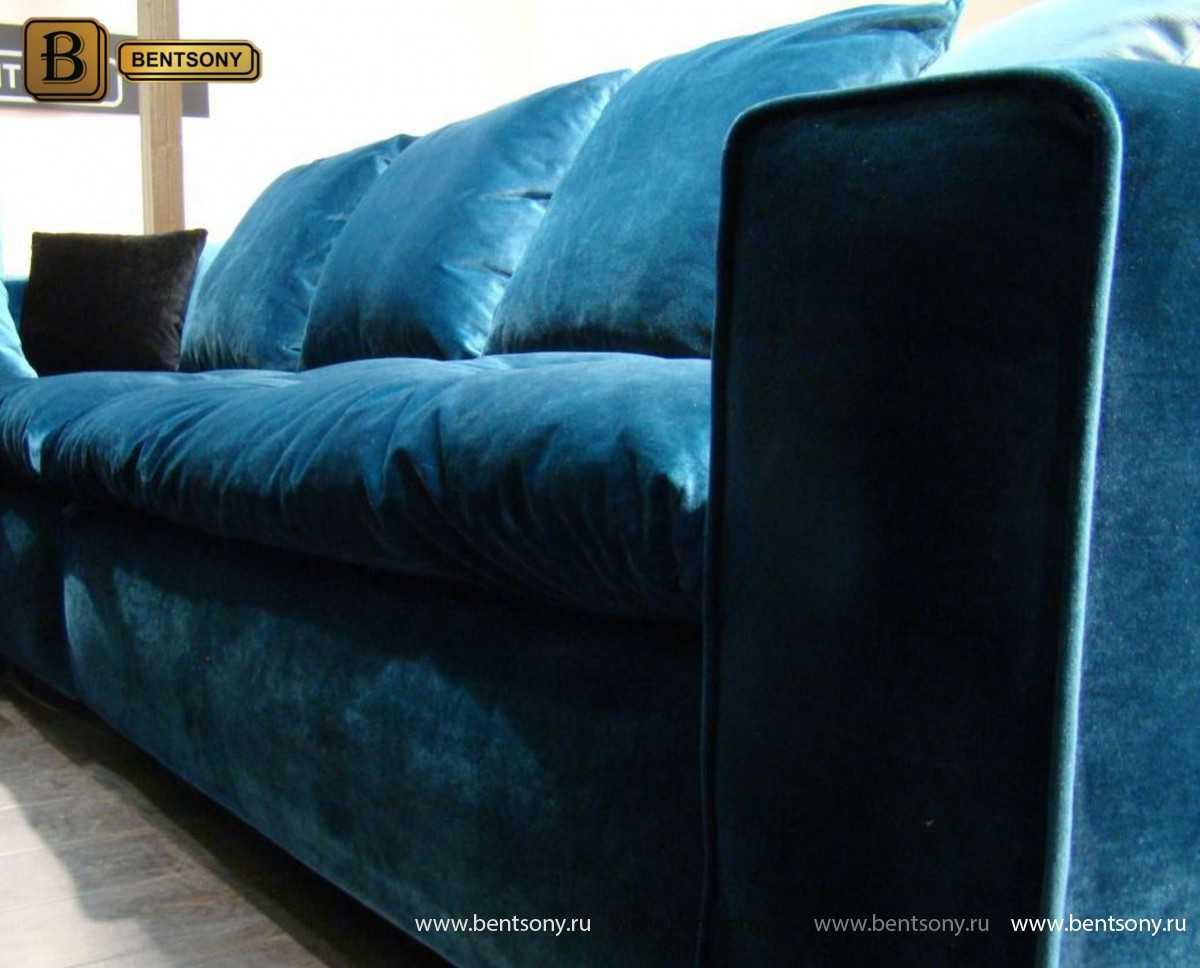 Подлокотник диван Бениамино фото