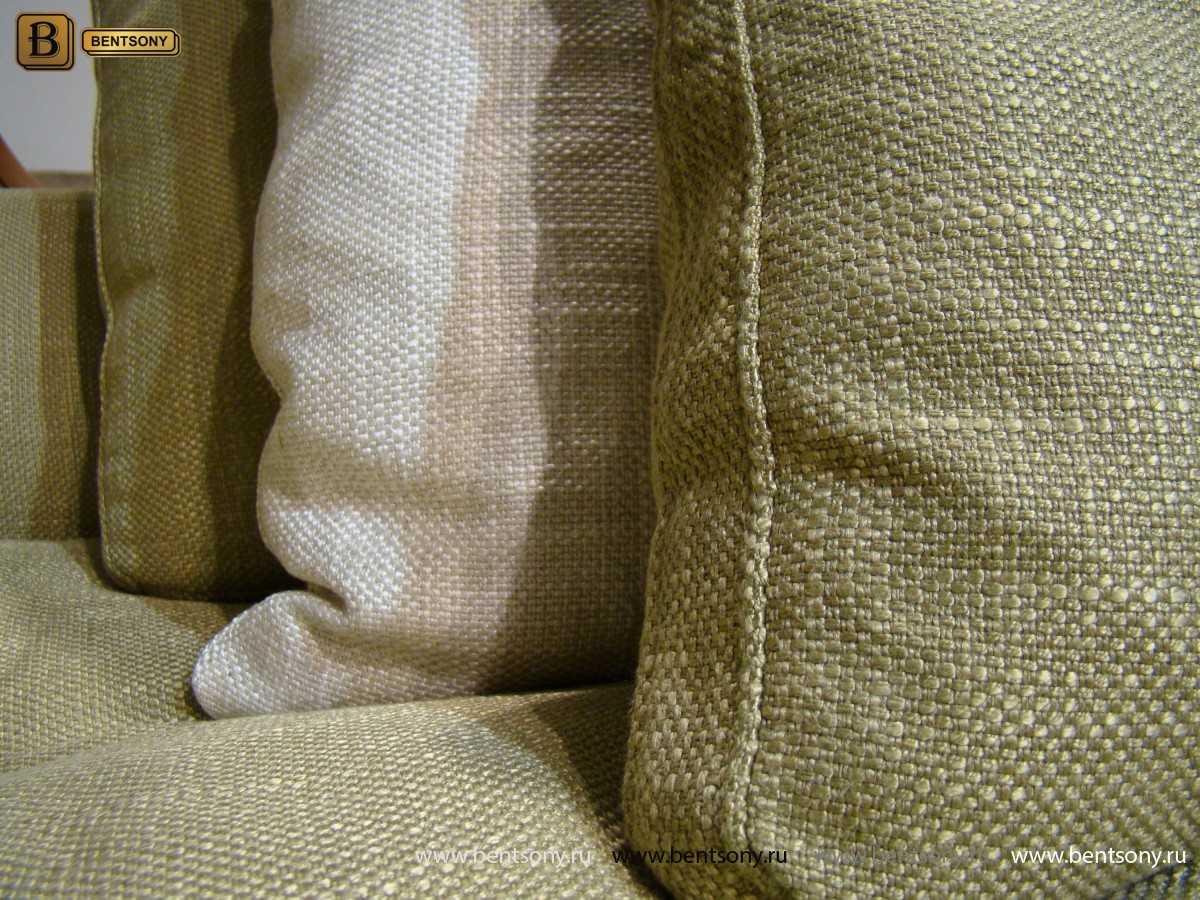 подушки диван Арлетто рогожка