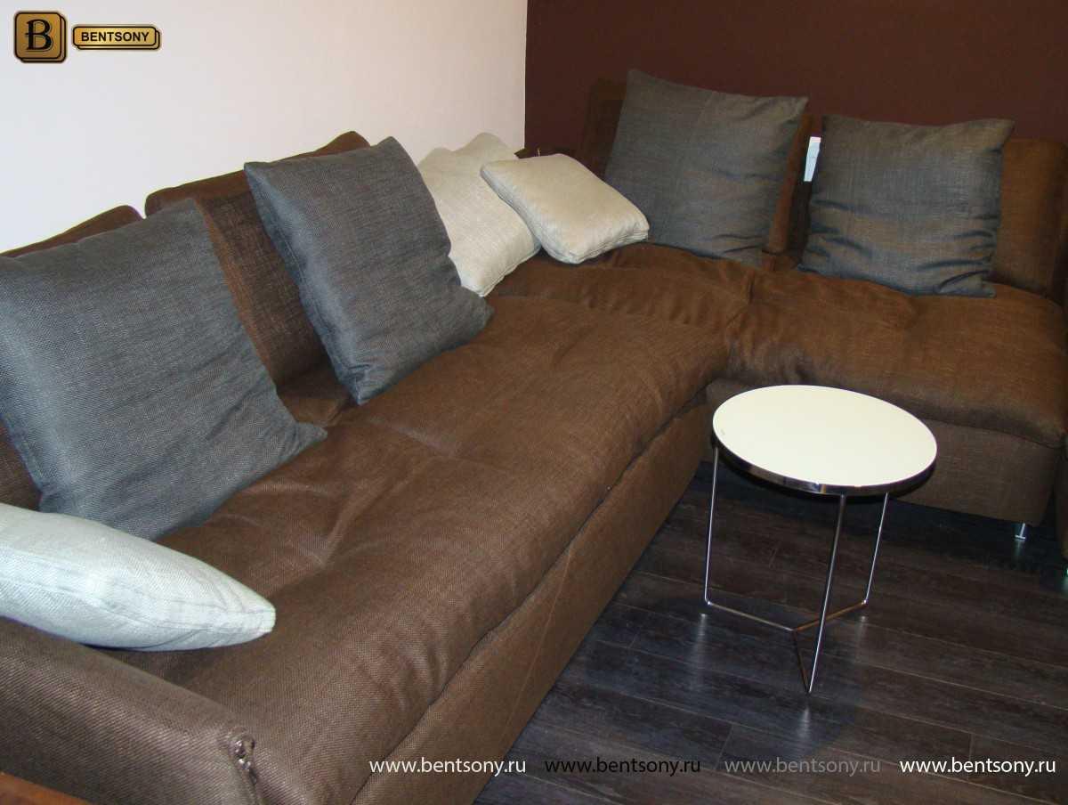 коричневый диван Арлетто купить
