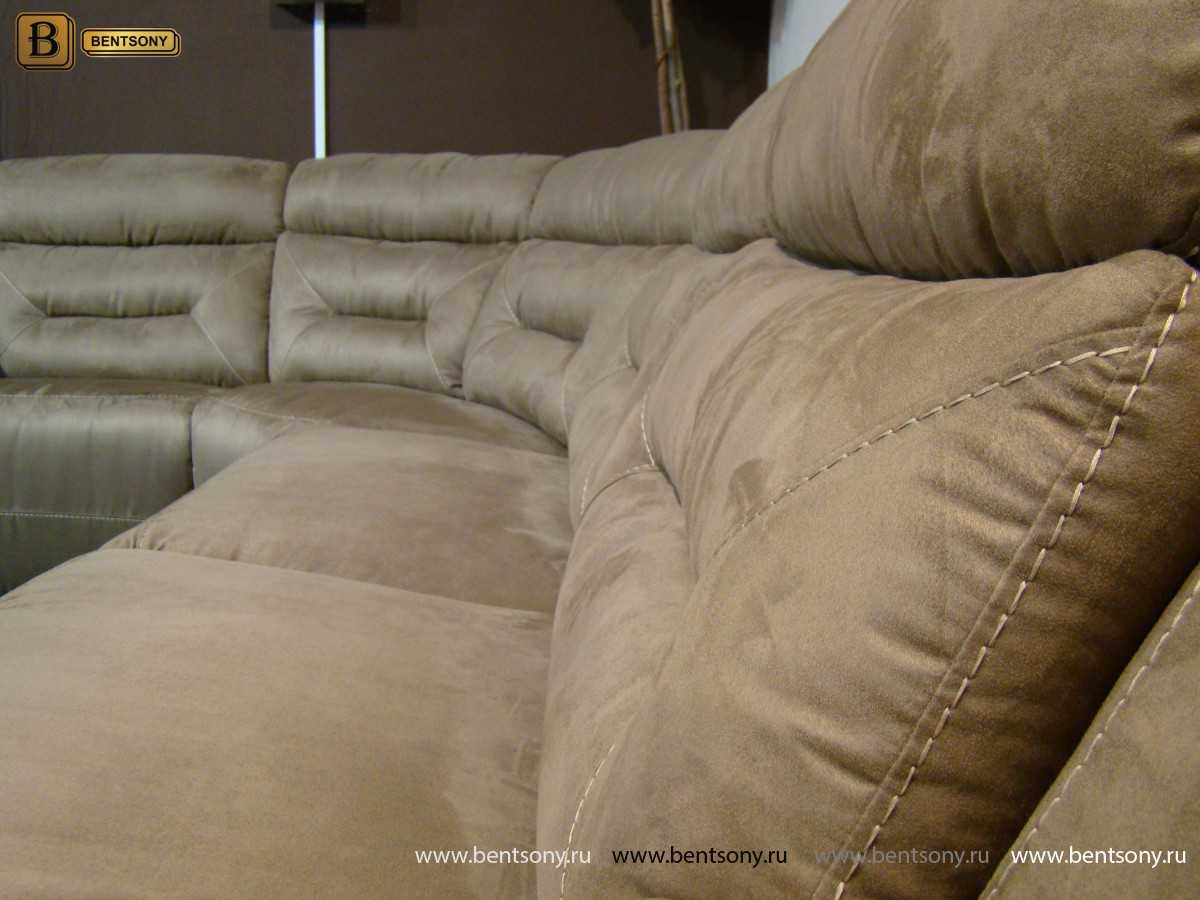 ткань дивана Амелия микрофибра