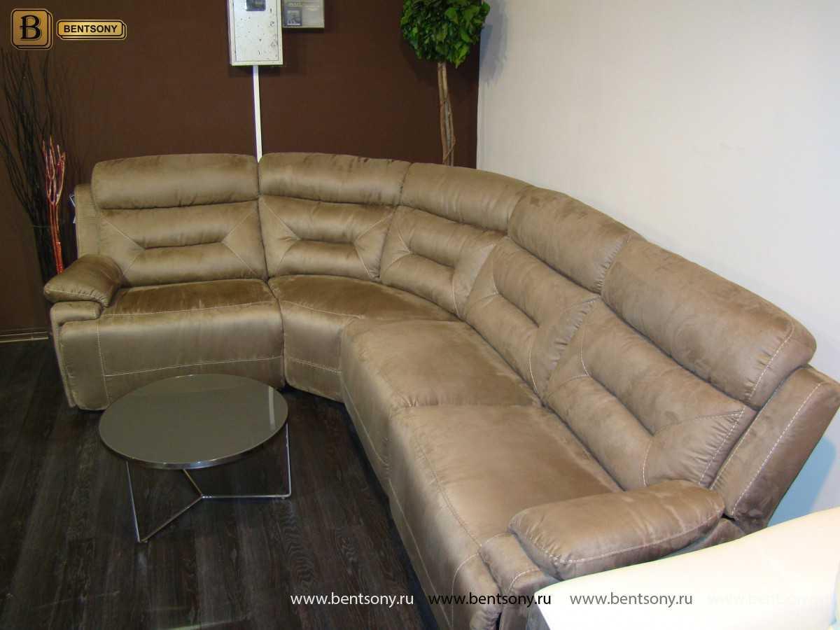 купить угловой диван ткань спб