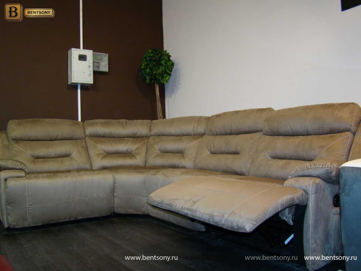 большие диваны для гостиной Амелия Алькантара