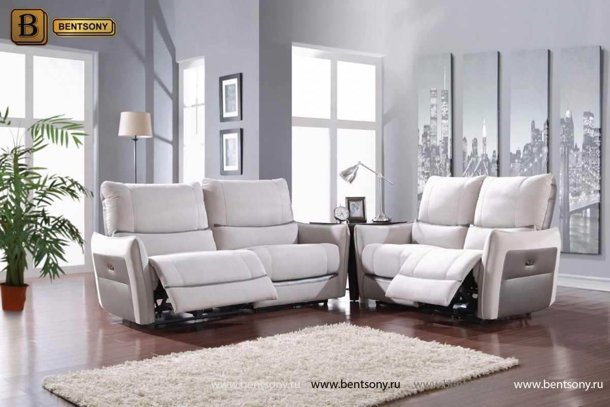 купить диван реклайнер Тон прямой