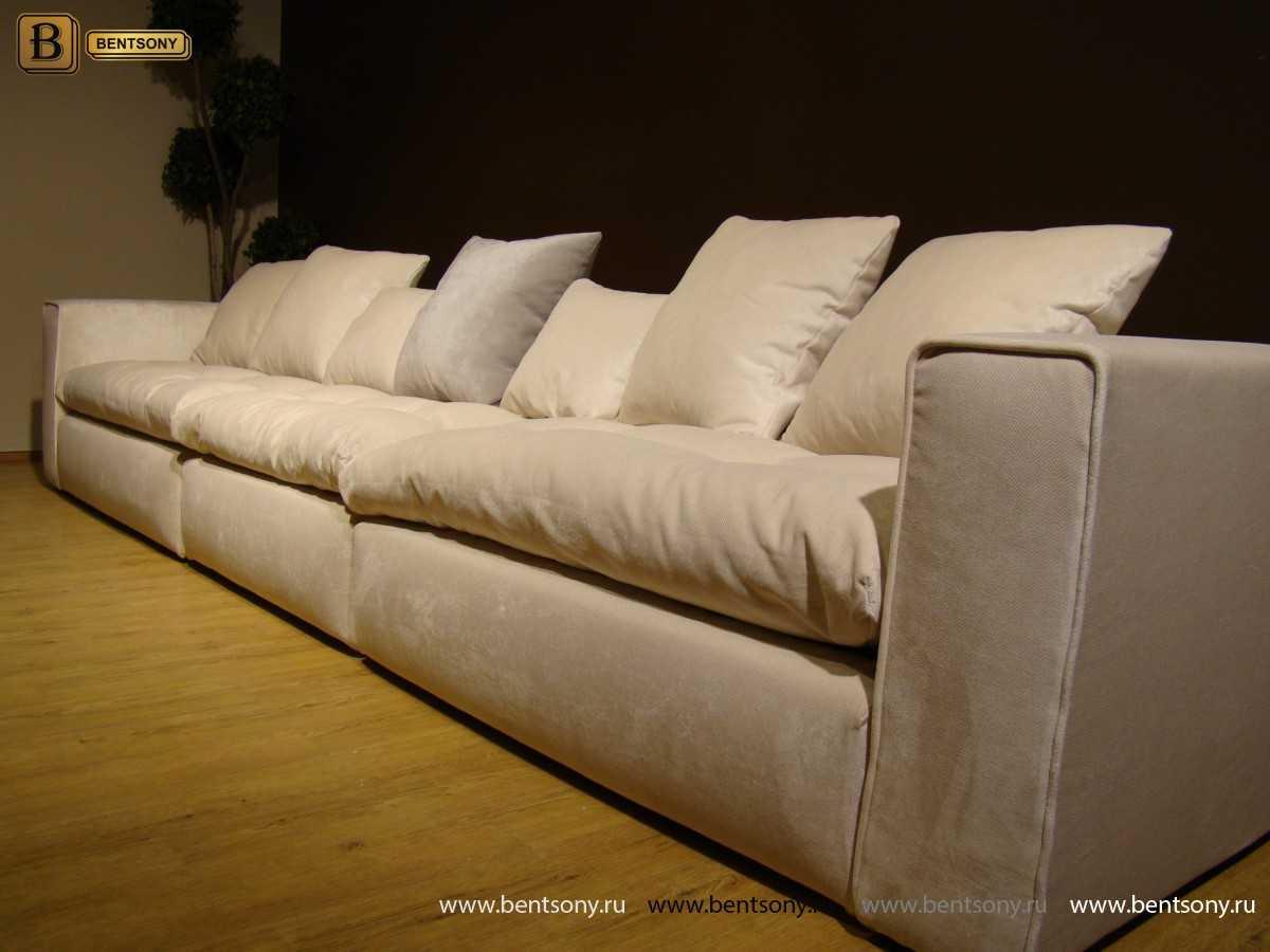 Спальный диван Бениамино прямой