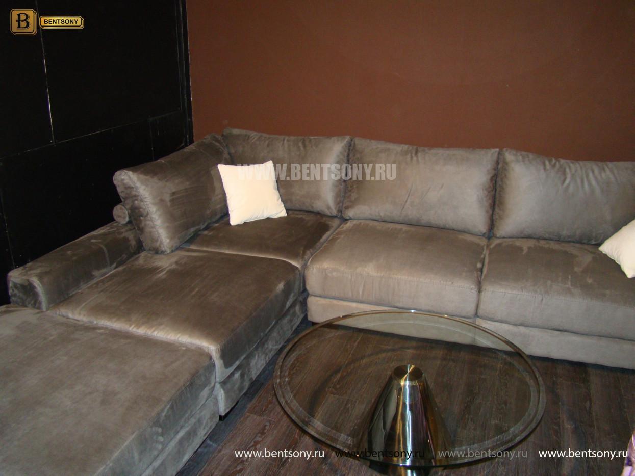 модульный угловой диван Луиджи