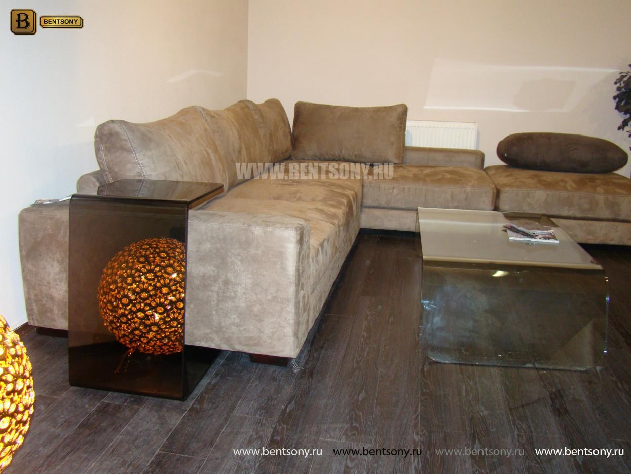 Большой модульный диван Луиджи