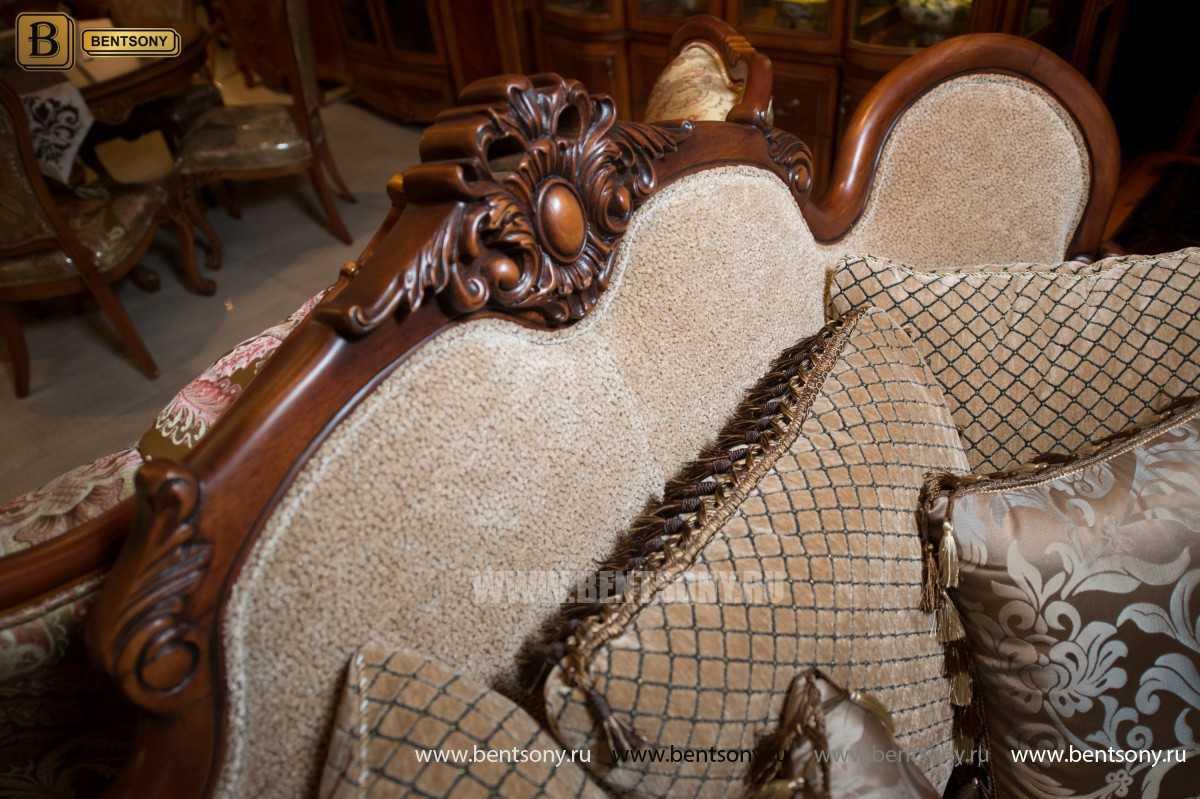 Диван Монтана B (Классика, Велюр) каталог мебели с ценами
