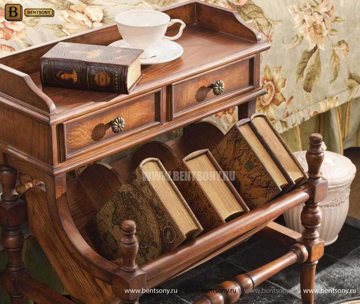 Газетница Монтана (Классика, дерево) каталог с ценами