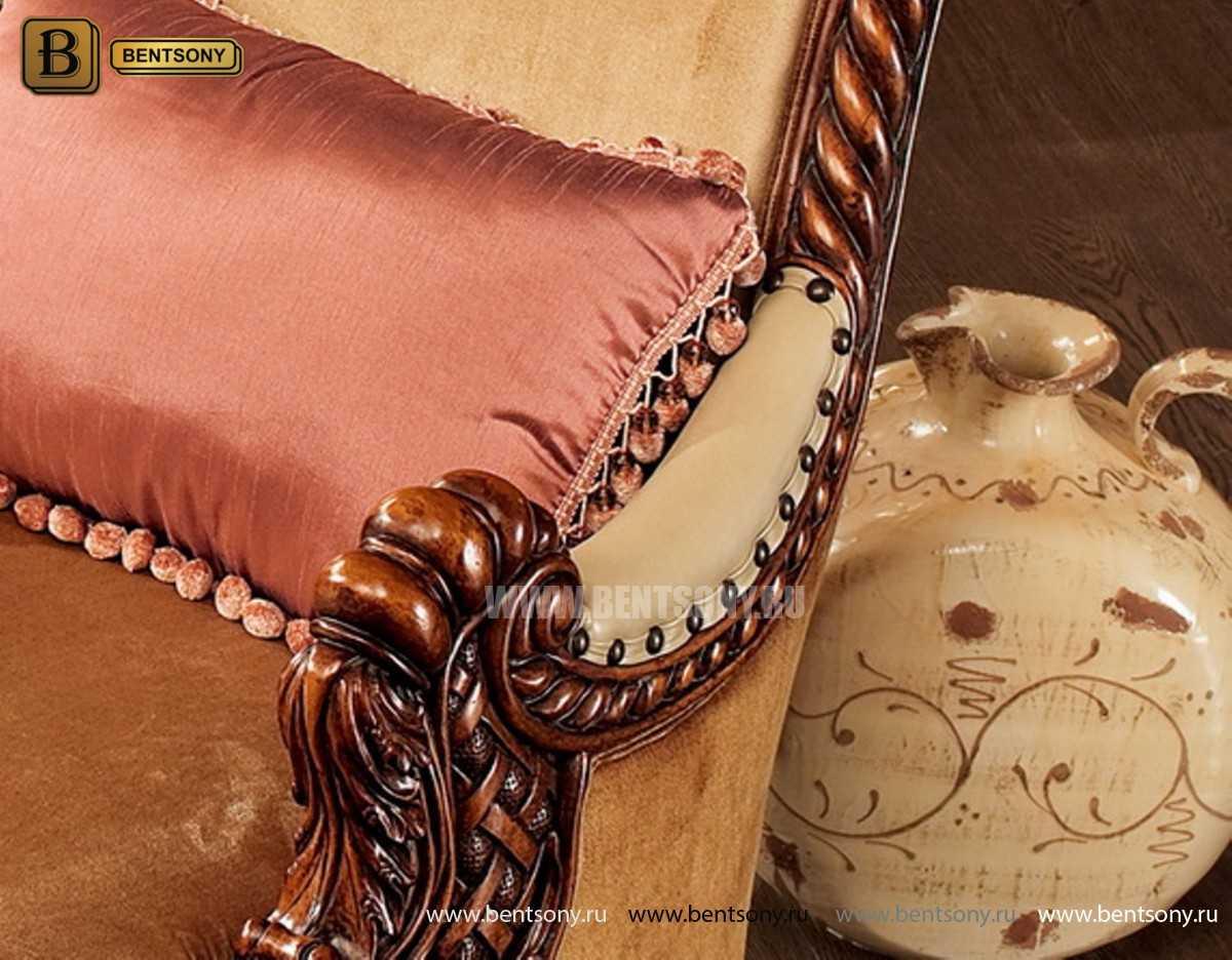 Кушетка Монтана С (Классика, ткань)