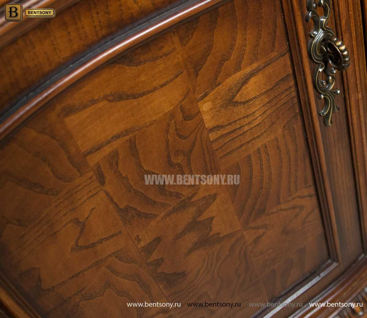 Комод Монтана (Классика, массив дерева)