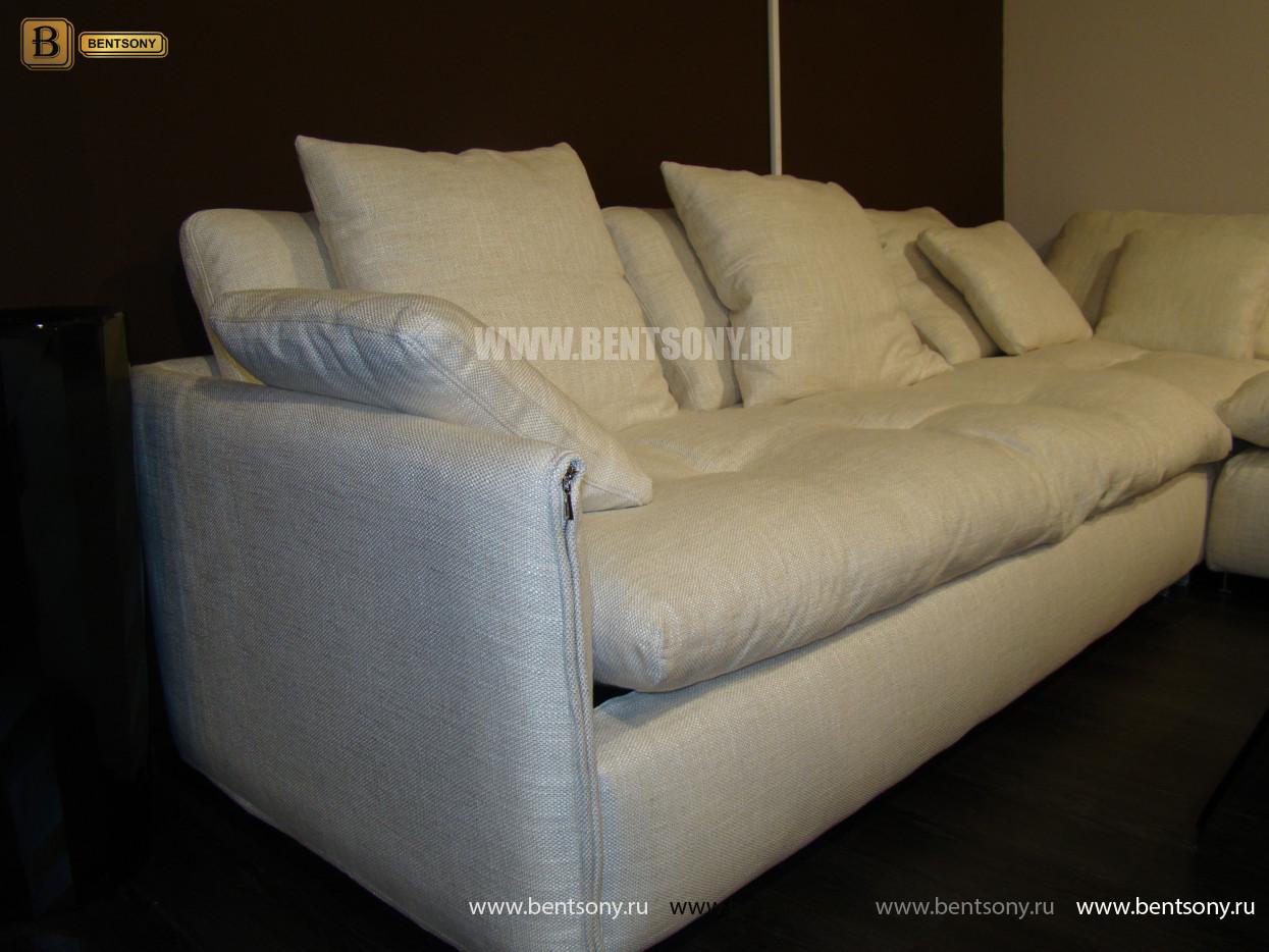 Подушки дивана Арлетто рогожка