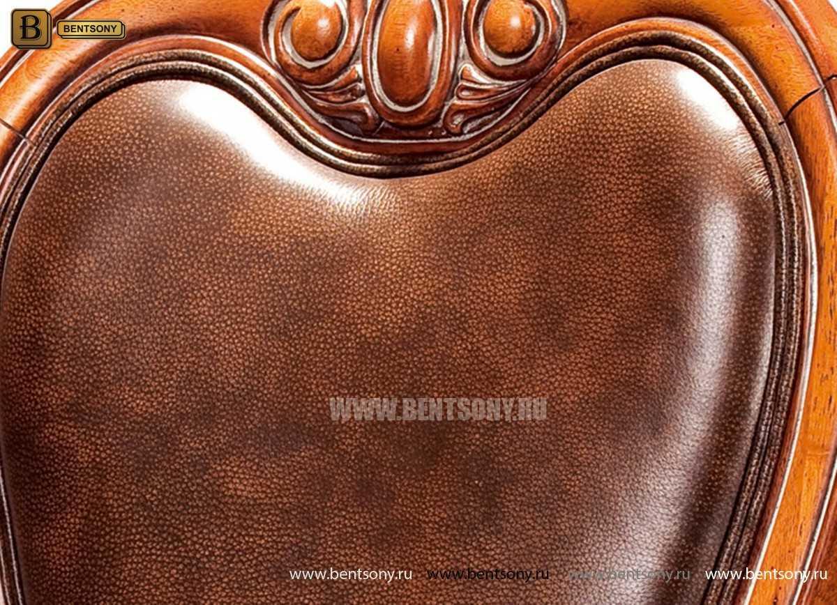 Стул Монтана А (Классика, натуральная кожа) для дома