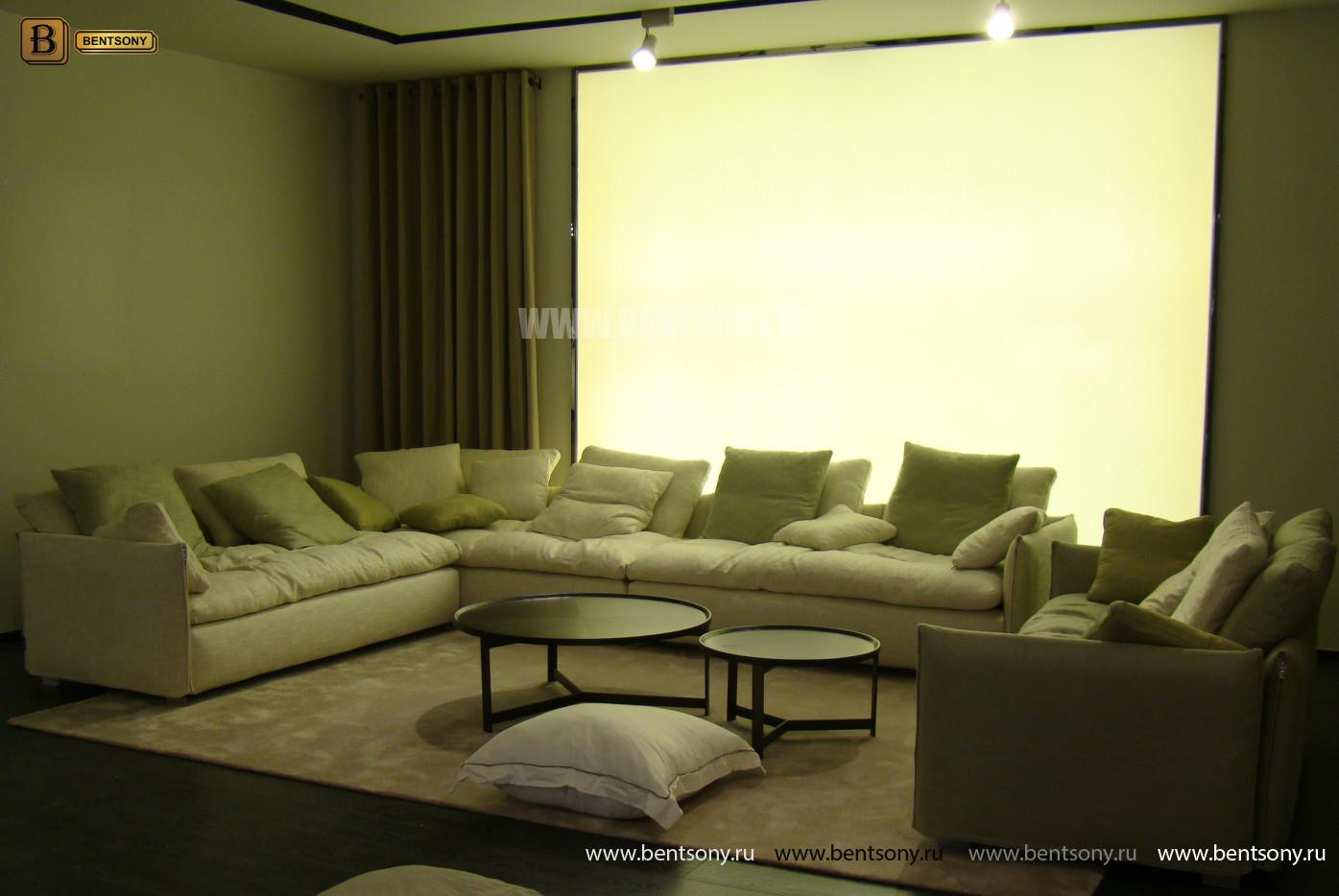 красивый диван Арлетто в интерьере