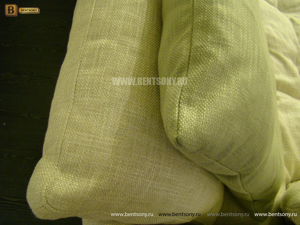ткань обивки рогожка диван Арлетто