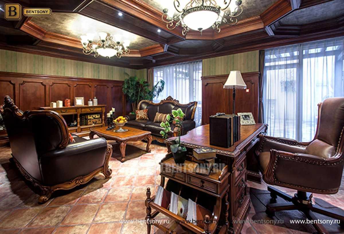 Интерьер кабинета Монтана М03 фото