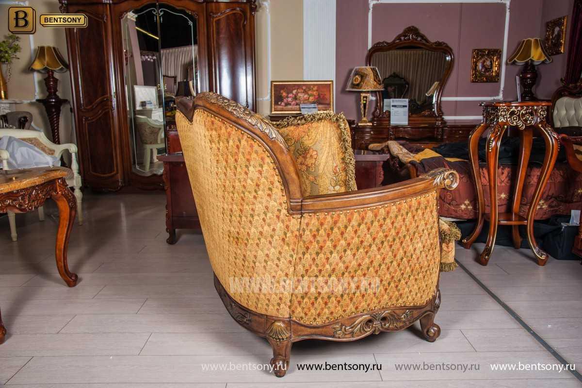 Кресло Рамирес (Классика, массив дерева) для квартиры