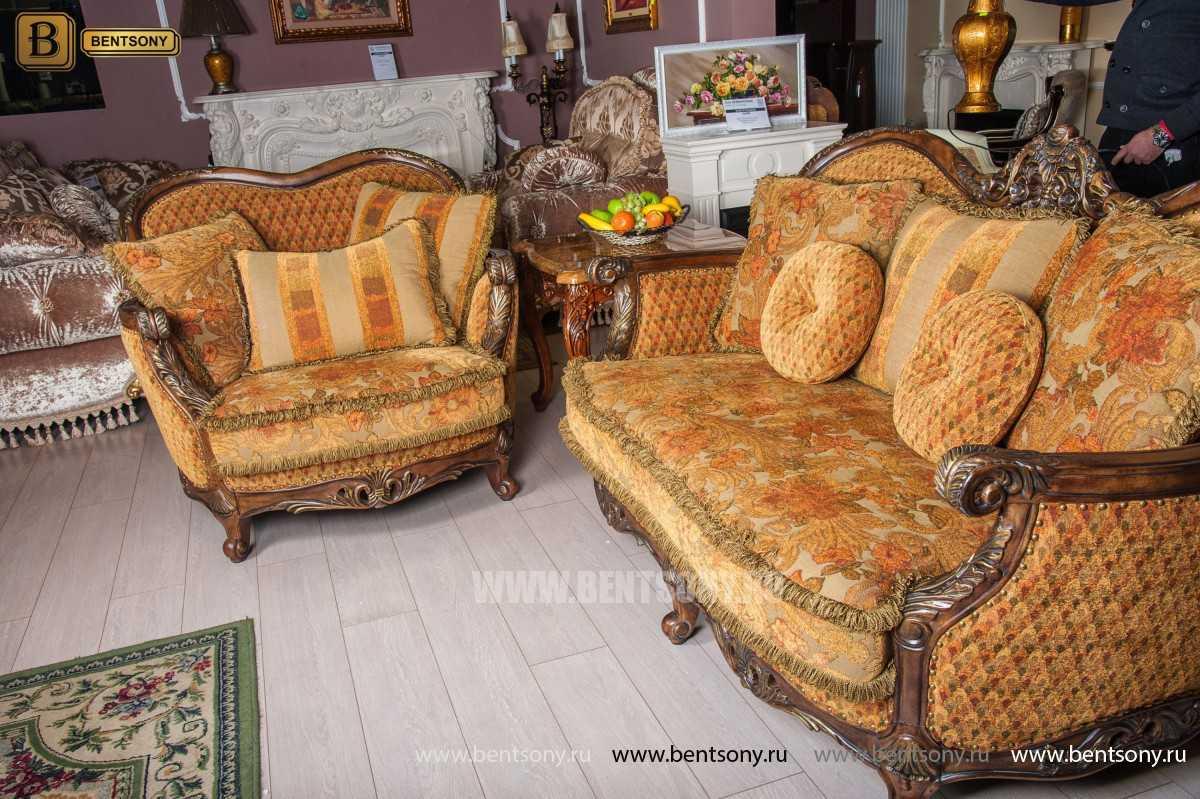Кресло Рамирес (Классика, массив дерева) каталог