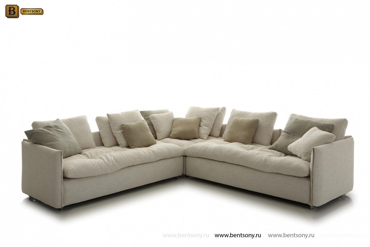 угловой диван для гостинной купить