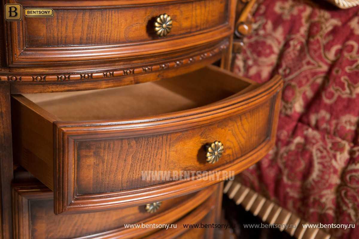 Спальня Монтана А (Классика, массив дерева) каталог мебели