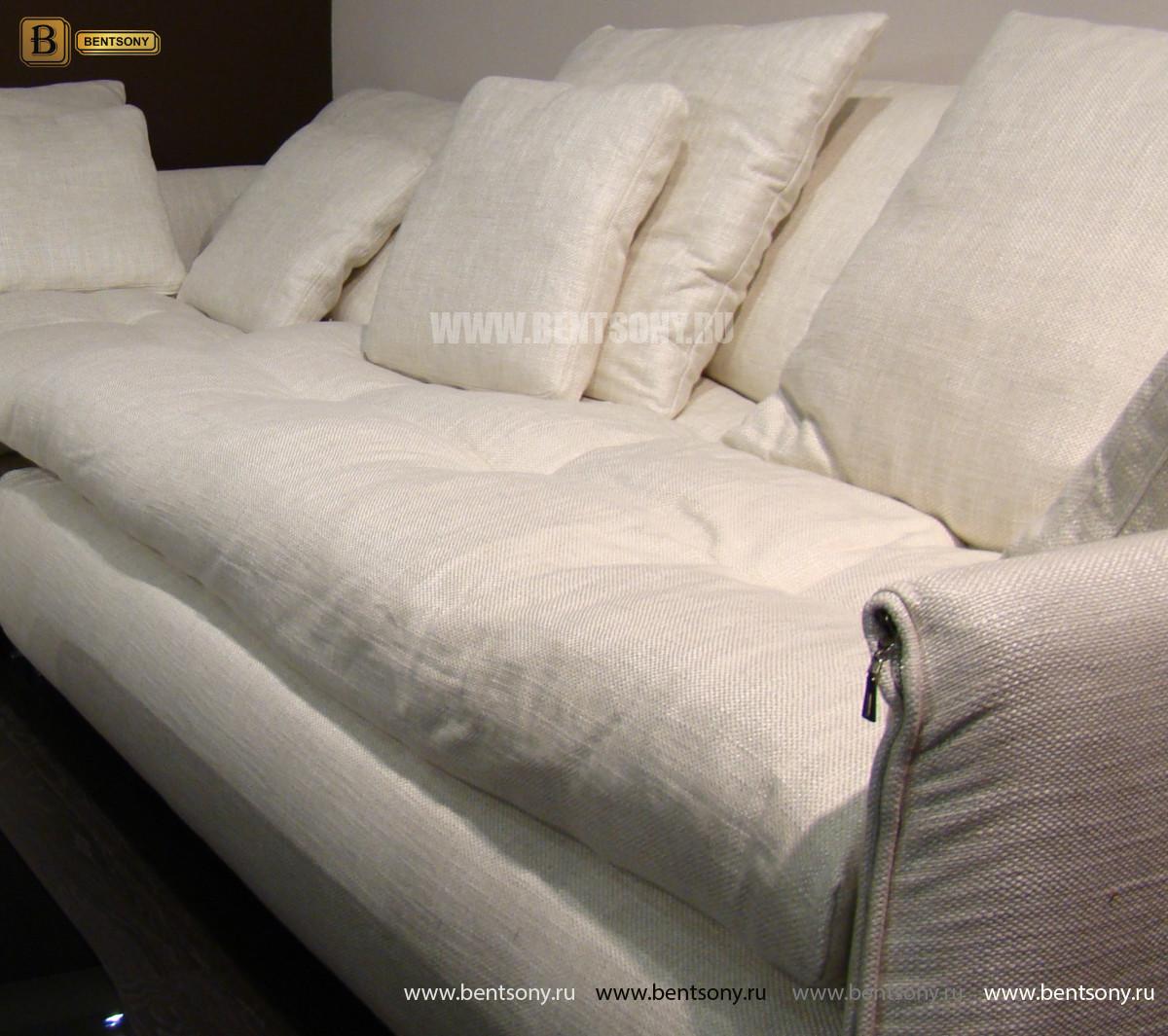 прямой мягкий диван Арлетто