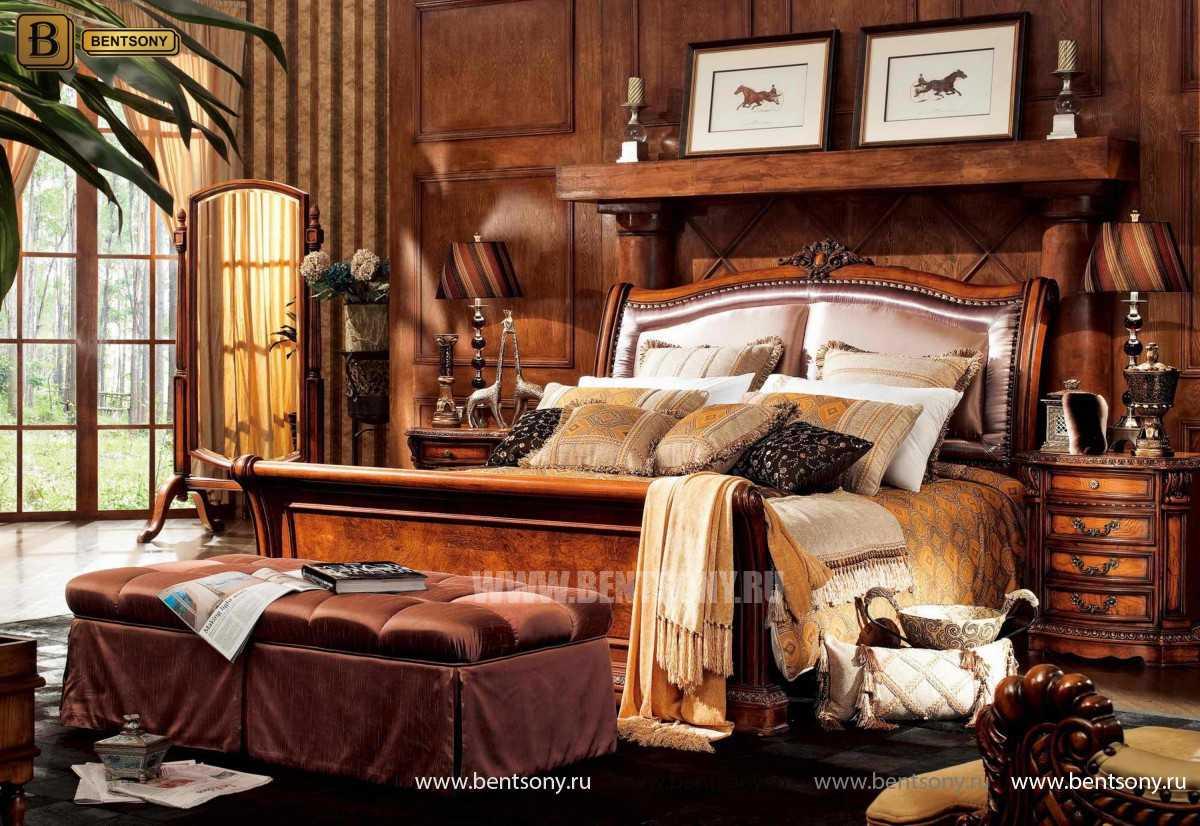 Спальня Монтана С (Классика, массив дерева)